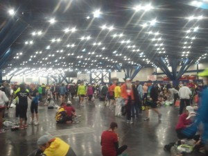 the other direction of the GRB (before the race)... pretty huge