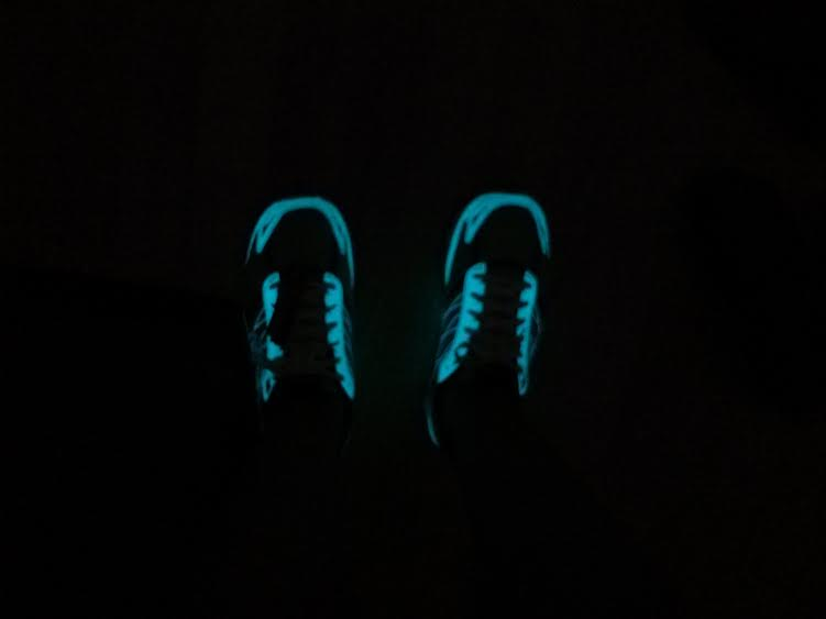they really do glow in the dark