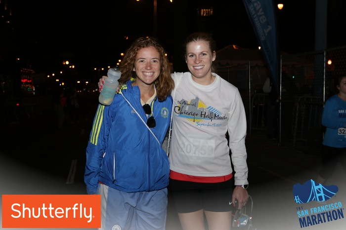 free race pics FTW. good thing I remembered to tie my hair back...