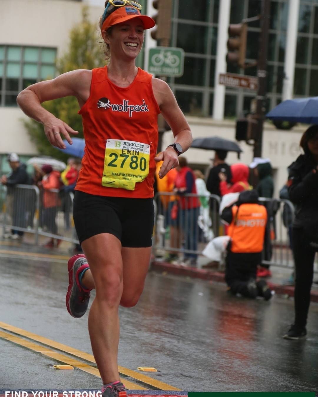 poor attempt at raising my arms at the finish ... or taking flight. reader's choice