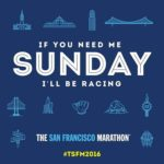 Well not exactly I was stoked to run thesfmarathon onhellip